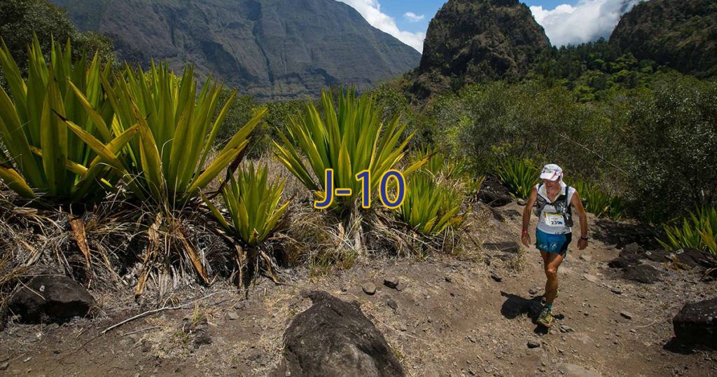 J-10 avant la diagonale